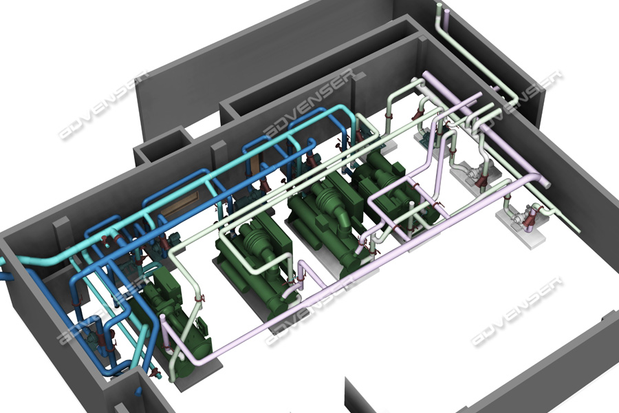 MEP Modeling services