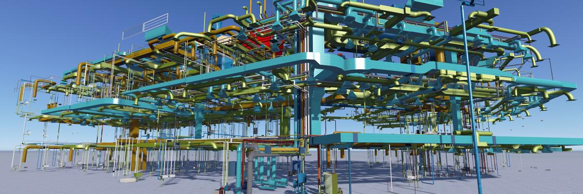 MEP 3D Modeling