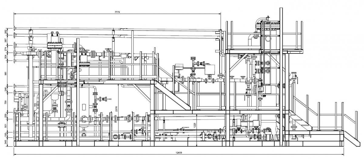 Mep Shop Drawing Fabrication Drawing