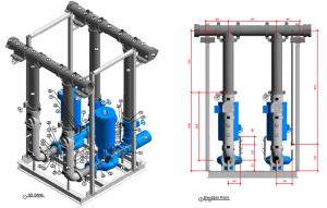Revit MEP Pump Skid