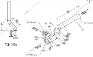 Piping Spool Drawing Services | mepbim com