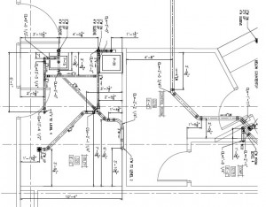 Shop drawing MEP