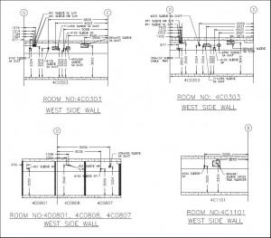 Fabrication drawing